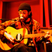 Woods' lead singer and guitarist Jeremy Earl played at Bush Hall in London last month.