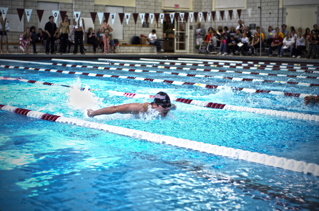 Carnegie Mellon is home to many varsity-level sports, including soccer, volleyball, and swimming. Most athletics are offered for men and women. (credit: Sky Gao/)