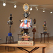 """Vanessa German's piece """"America"""" offers powerful commentary on the American experience through  homage to African-American folk art."""