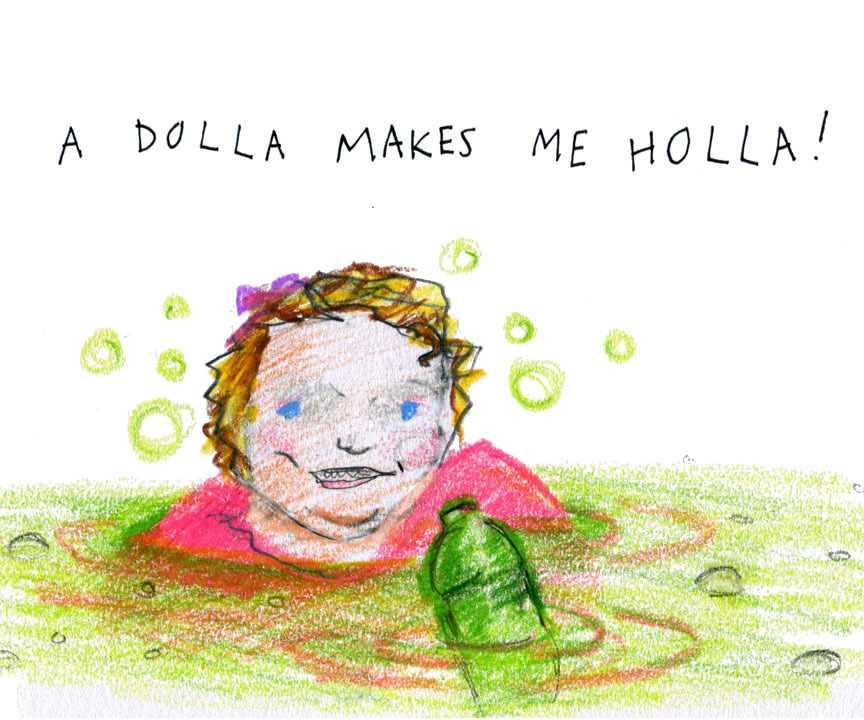 Critics of Honey Boo Boo too harsh (credit: Molly Swartz/)