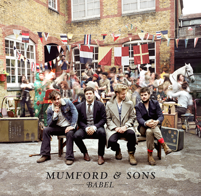 Mumford & Sons released its second album last week. (credit: Courtesy of mumfordandsons.com)