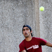 First-year Yuvraj Kumar advanced to the round of 16 before losing to senior Andy Hersh of Johns Hopkins.