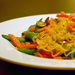 Stir fry is a flexible dish that can be made with a large variety of vegetables or proteins.