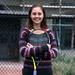 First-year Elizabeth Martin placed second in ITA Southeast Regional Tournament.
