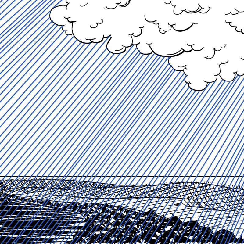 Climate change cannot be ignored after Sandy (credit: Adelaide Cole/Art Editor)