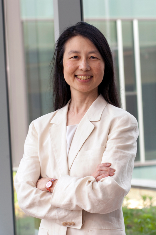 Jeannette Wing, the head of Carnegie Mellon's computer science department, is leaving the university after 27 years. (credit: Courtesy of Jeannette Wing)