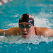Junior Soleil Phan, specializing in freestyle and butterfly, has qualified for several relay and individual events in the NCAA Championships in March.