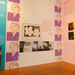 The first floor of the museum commemorates Warhol's life and work.