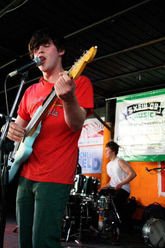 Wavves, also known as Nathan Williams, draws on punk and alternative music influences to produce a diverse new album, Afraid of Heights. (credit: Courtesy of Wikimedia Commons)
