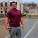 Zachary Erra-Hernandez came in first in the hammer throw, shot put, and discus throw events at the quad meet last Saturday.
