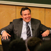 Former under secretary of the Treasury and current co-president of Bridgewater Associates David McCormick hosted a conversation with students.