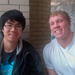 Albert Gu (left), Michael Druggan (right), and Linus Hamilton (not pictured) recently represented Carnegie Mellon at the William Lowell Putnam Competition.