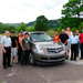 The General Motors-Carnegie Mellon Autonomous Driving Collaborative Research Lab has recently produced a Cadillac SRX that has self-driving capabilities.