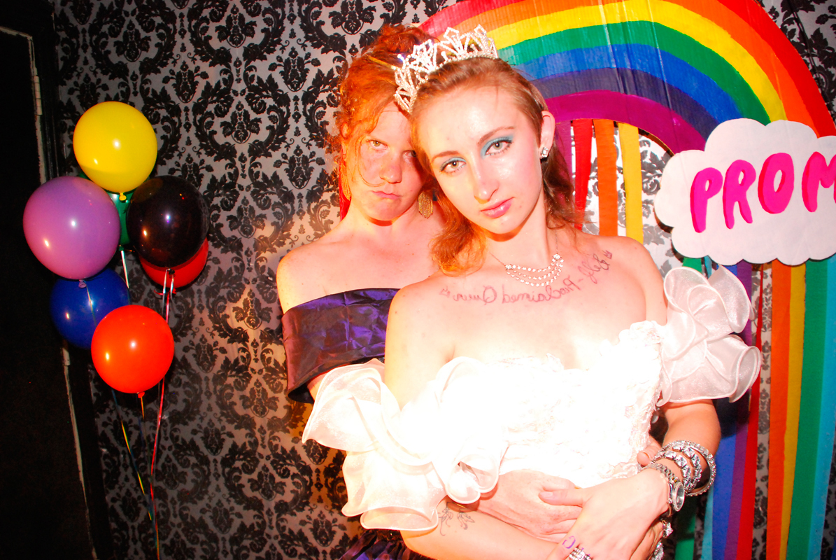 Caldwell Linker's photography explores challenges unique to the LGBTQ community. (credit: Courtesy of the Andy Warhol Museum)