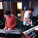 MGMT work on their upcoming third album, MGMT.