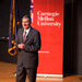 Eikenberry spoke this Friday.