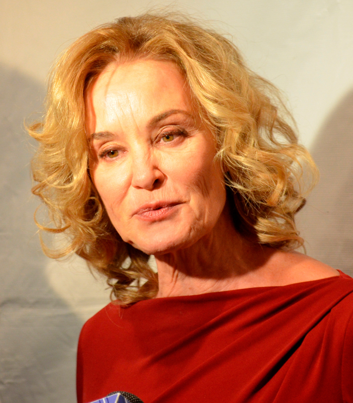 Despite the actress's impeccable performance, Jessica Lange's character — Supreme Witch Fiona — is disappointingly weak, failing to live up to her formidable title. (credit: Courtesy of Wikimedia Commons)