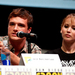 Josh Hutcherson (left) and Jennifer Lawrence promote one of the most highly anticipated film releases this season, _The Hunger Games: Catching Fire_.