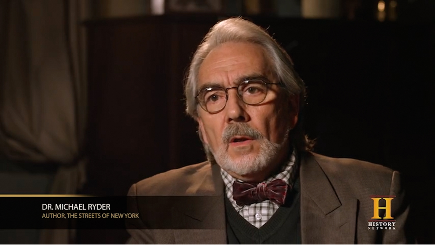 """The actors in the music video adaptation of Bob Dylan's """"Like a Rolling Stone"""" range from guest experts on the History Channel to contributors on MTV's _Girl Code_. (credit: Screenshot courtesy of _video.bobdylan.com_)"""