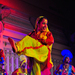 Columbia Bhangra opened the competition with a modernized take on traditional styles.