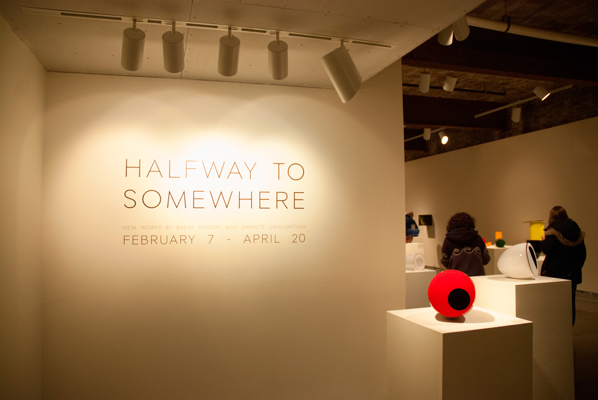 Halfway to Somewhere will be on exhibition at the Pittsburgh Glass Center through April 20. (credit: Julia  Larrabee /)