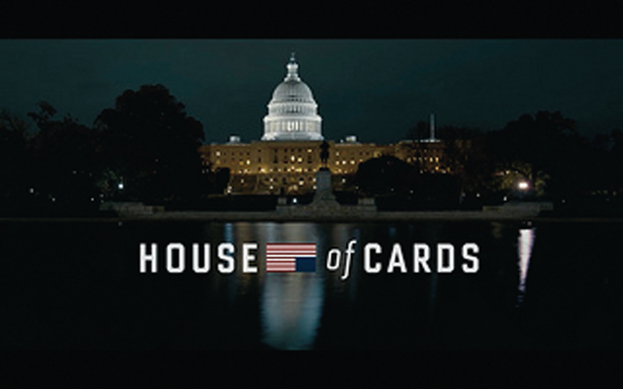 Netflix released the entirety of _House of Cards_'s second season for streaming last Friday. (credit: Courtesy of Mario Bittanti via Flickr)