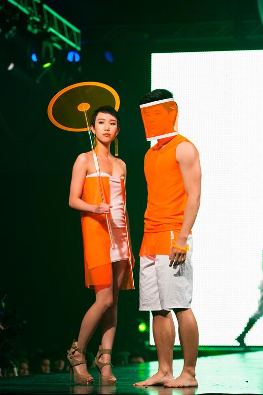 Laura Tjho and Seijean Philip Gahng. (credit: Jonathan Leung/Photo Editor)