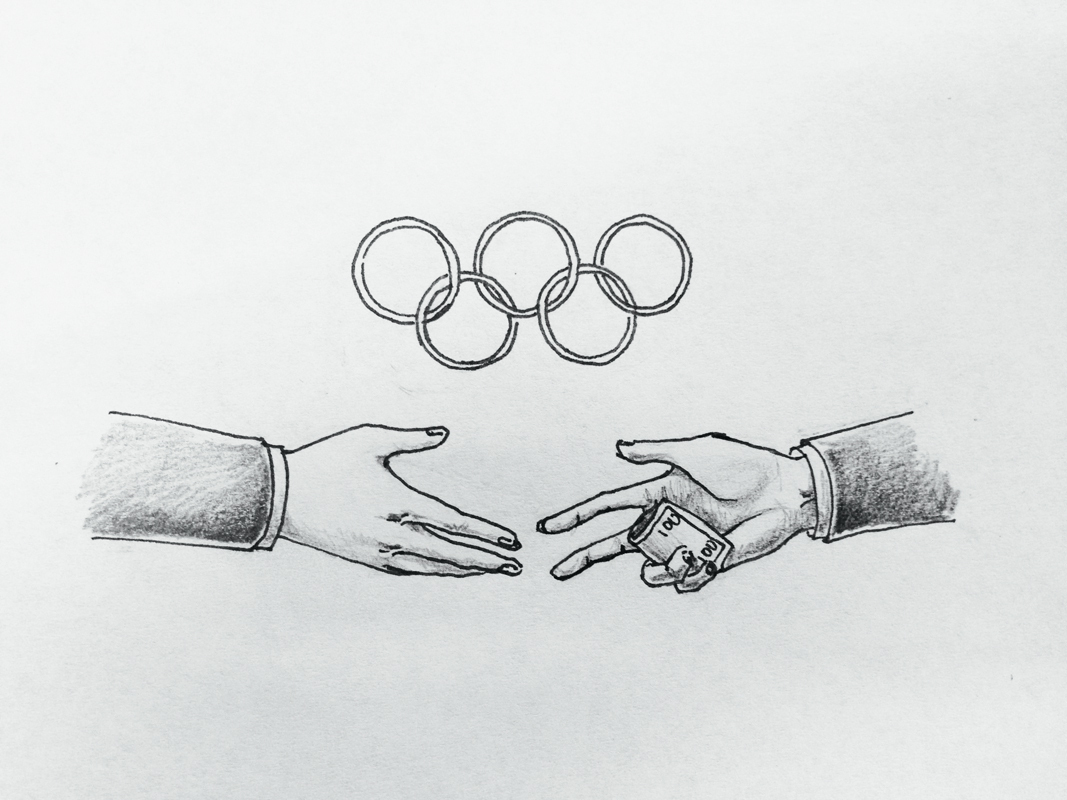 Sochi cannot afford high-roller attitude (credit: Eunice Oh/)