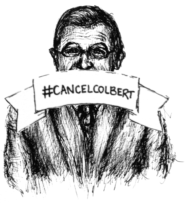 CancelColbert fiasco is social justice gone wrong (credit: Kelsey Thompson/)