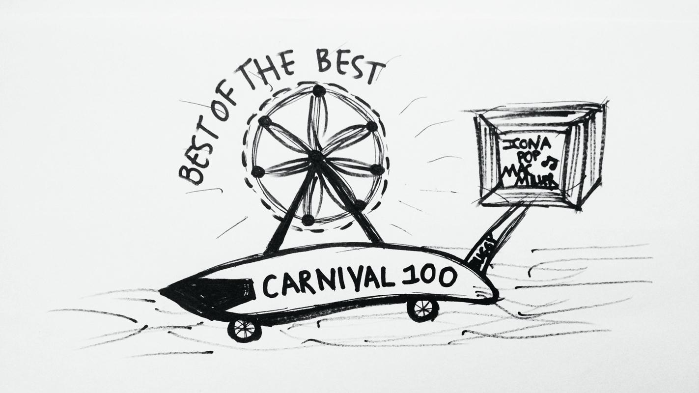 Centennial Carnival was resounding success (credit: Michelle  Wan /Art Editor)
