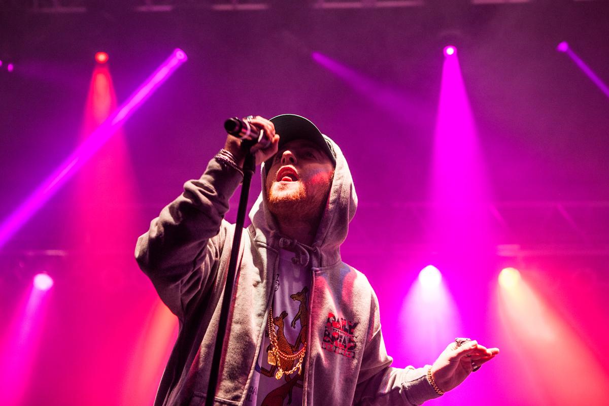 Mac Miller (credit: Jonathan Leung/Photo Editor)