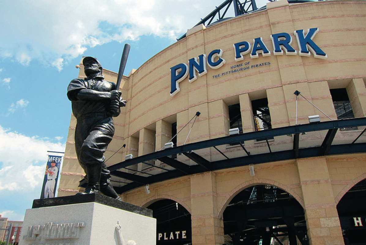 PNC Park (credit: Courtesy of Wally Gobetz via Flickr)