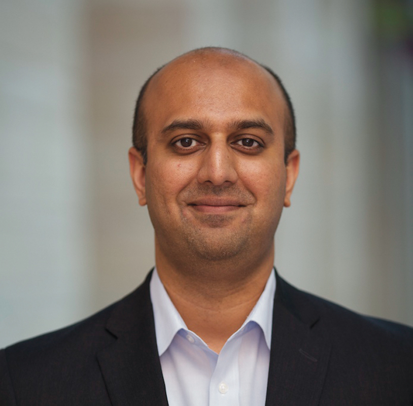 Yaser Sheikh, associate research professor of robotics. (credit: Yaser Sheikh)