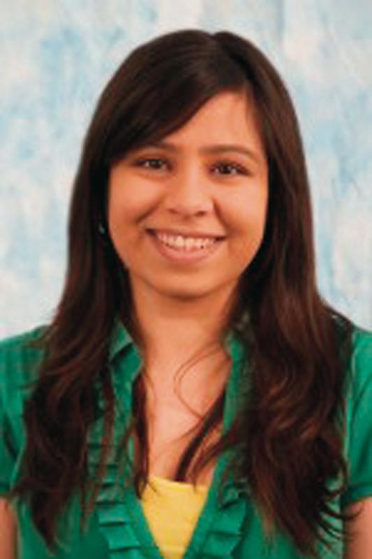 Natasha Kholgade, graduate student and lead author of the study. (credit: Natasha Kholgade)