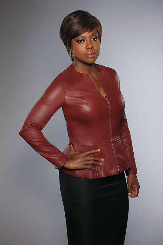 Viola Davis, who was nominated for an Academy Award for her role in *Doubt*, will star as Annalise Keating, a Criminal Law professor amidst a world of scandal and intrigue in the upcoming ABC series, *How To Get Away with Murder*. (credit: Courtesy of ABC Television Group via Flickr)