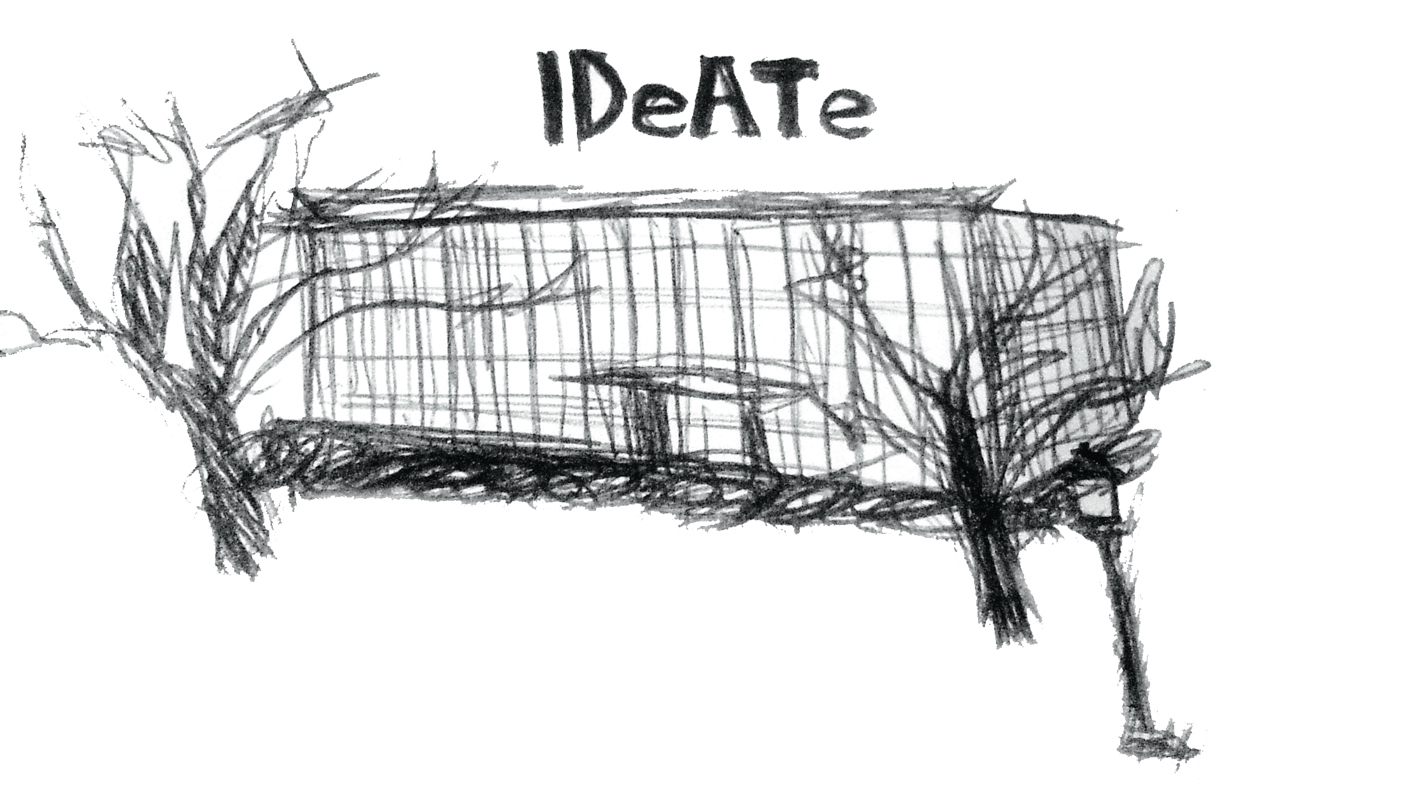 Hunt Library's new IDeATe renovations hurt functionality (credit: Maegha Singh/)