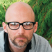 Singer-songwriter Moby spoke at Kresge Theatre last weekend on how music can be used as therapy.