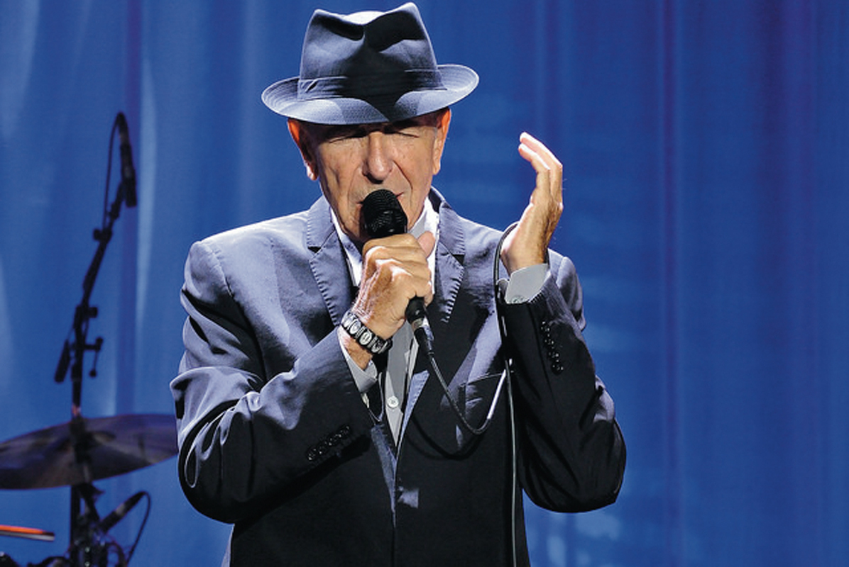 80-year-old Leonard Cohen released his 13th studio album, *Popular Problems*, on Sept. 22. The album adds nine new songs to the singer-songwriter's extensive catalog. (credit: Takahiro Kyono via Flickr)