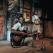 Senior acting majors Mitchell Edwards (Floyd) and Johari Mackey (Vera) are two standout performers from the School of Drama's season-opening production of August Wilson's Seven Guitars.