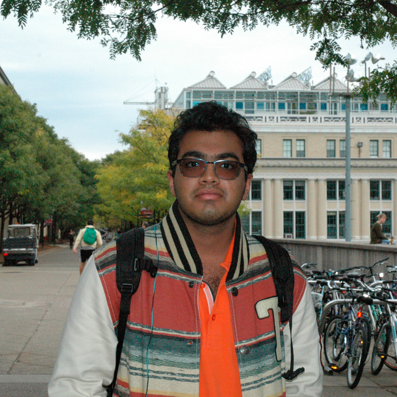 Arnav Tayal