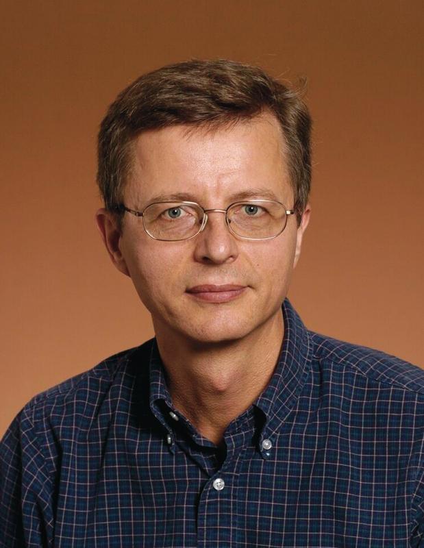 Randall Feenstra is a professor of physics at Carnegie Mellon. (credit: Randall Feenstra)