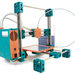 A personal 3-D printer called Fabbster manufactured by the Germany-based company Sintermask.
