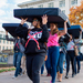 As part of a national day of awareness and activism, students carried their mattresses around campus on Wednesday and wore X's on their clothing in support of sexual assault survivors.