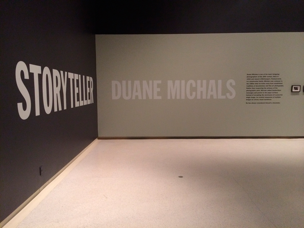*Storyteller: Photographs of Duane Michals* presents a diverse and extensive collecion of the McKeesport-raised photographer's work, which dabbles in a variety of media in his search to access reality through photography. (credit: Rachel Cohen/Publisher)