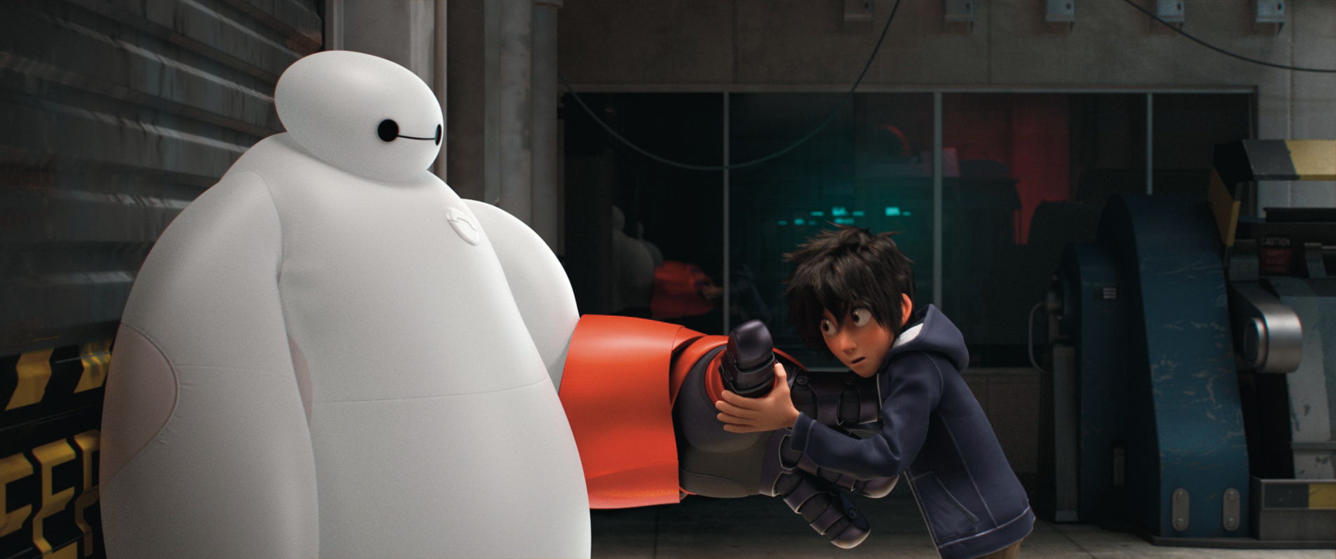 Carnegie Mellon research on soft robotics inspired Disney's Baymax, a robot hero in the movie Big Hero 6, which was released last Friday.  (credit: DisneyLifestylers via Flickr)