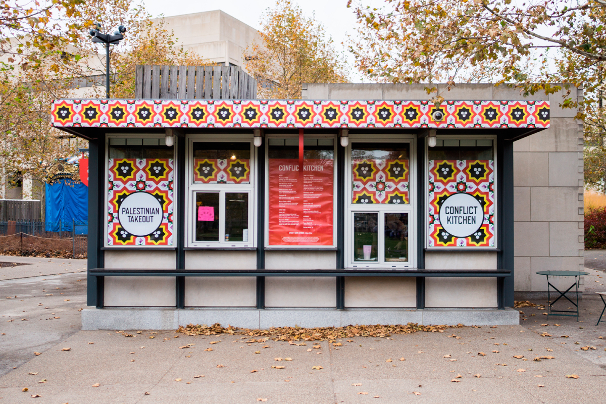 Conflict Kitchen opposition discourages healthy discourse (credit: Yeongwoo Hwang/)