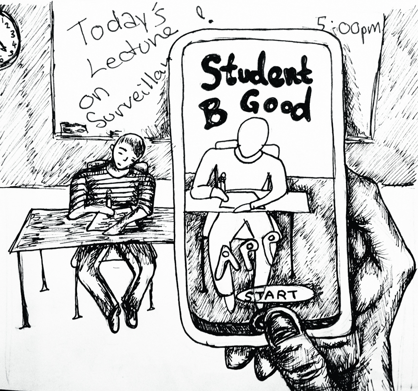 Student behavior apps are technology's answer to gold stars (credit: Emily Giedzinski/)