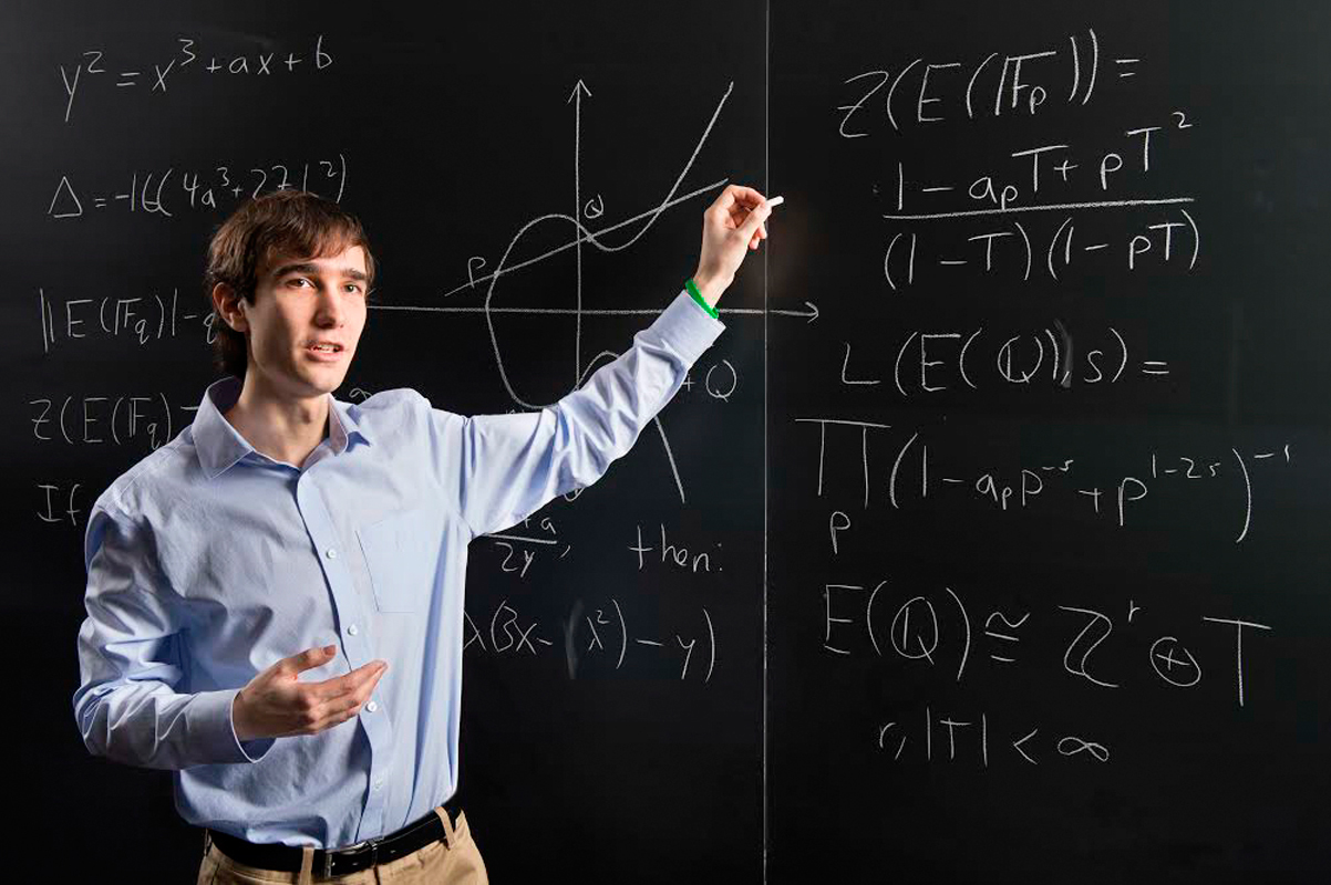 Senior mathematical sciences major Tomer Reiter is the second Carnegie Mellon student to receive the Gates Cambridge Scholarship.