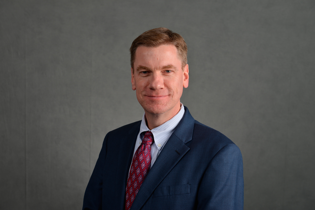 Steve Kloehn was recently appointed Carnegie Mellon's vice president for marketing and communication, effective April 7.  (credit: Courtesy of Steve Kloehn)