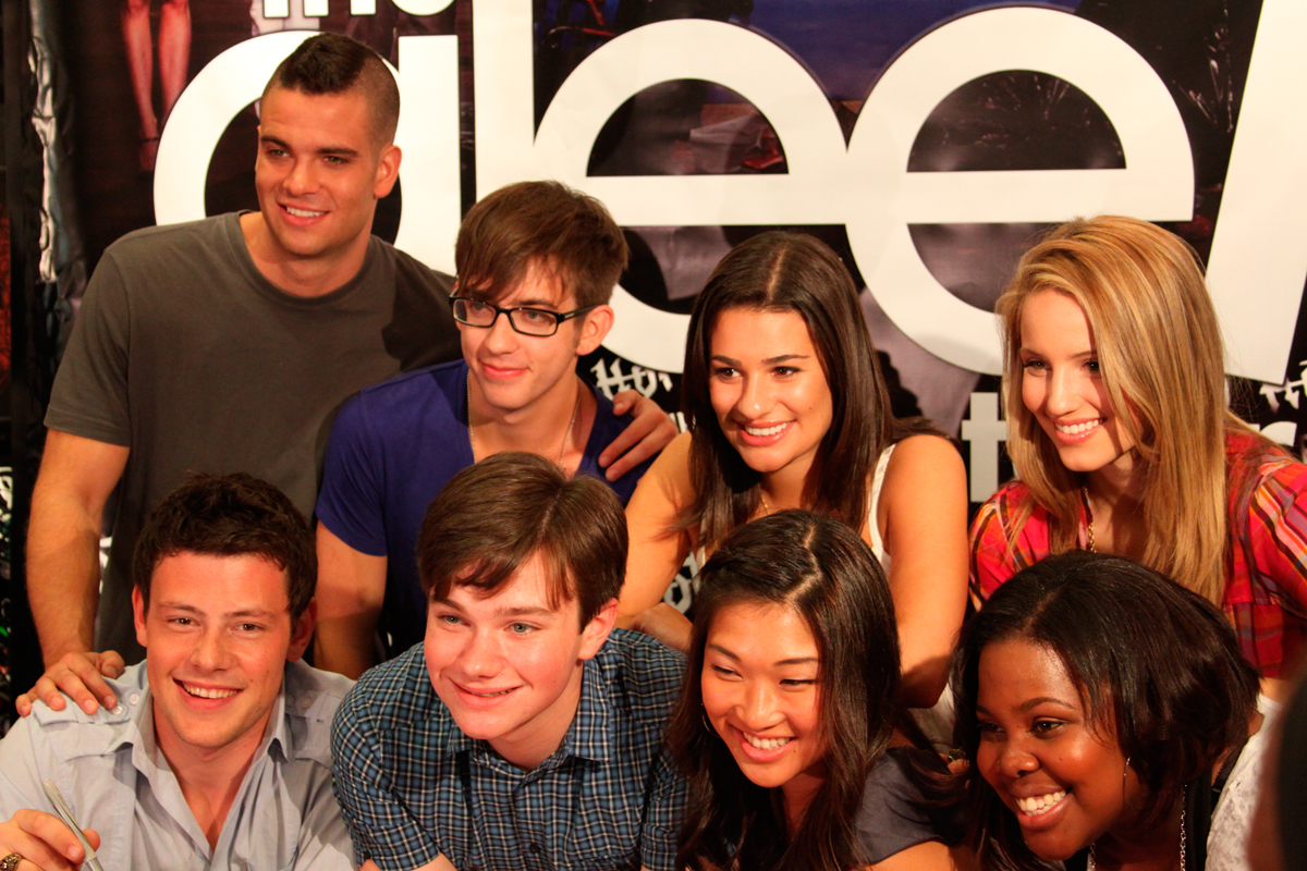 As the characters of Glee moved on with their lives, new faces emerged, resulting in cast changes and adjustments.